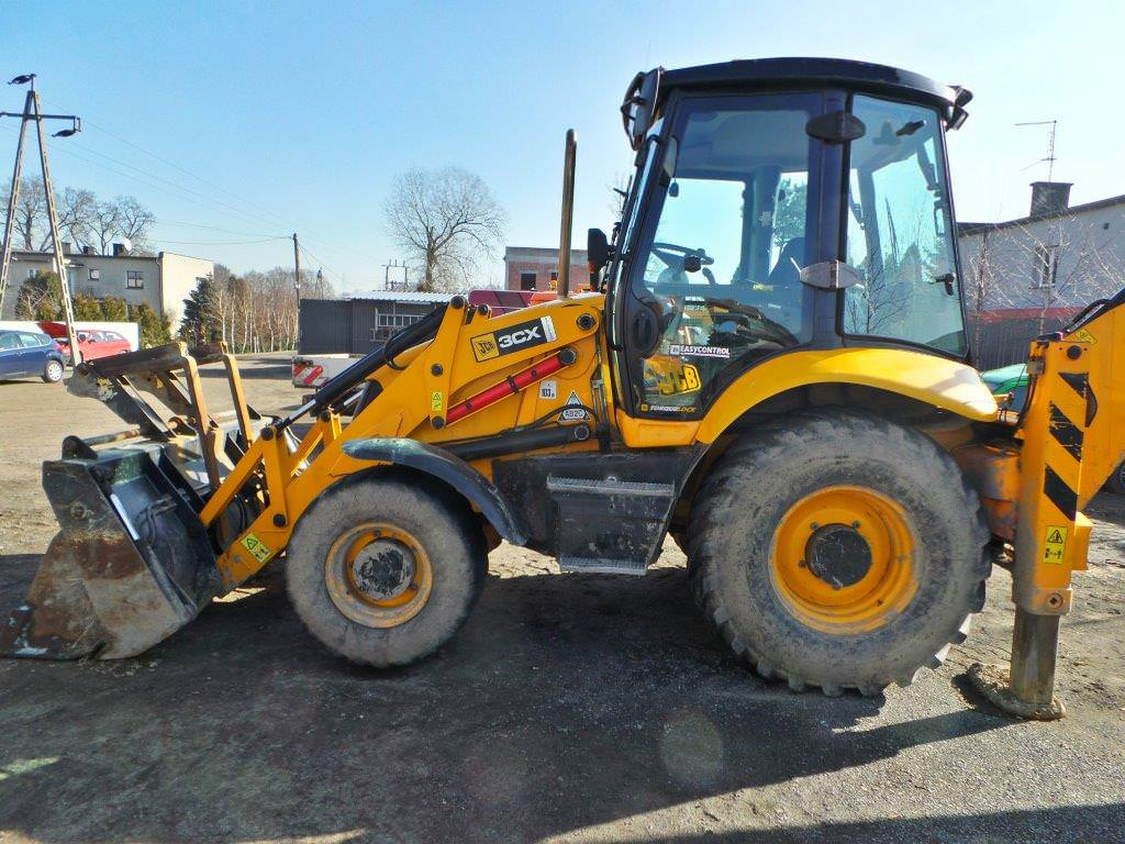 Экскаватор JCB 3CX CONTRACTOR ACE