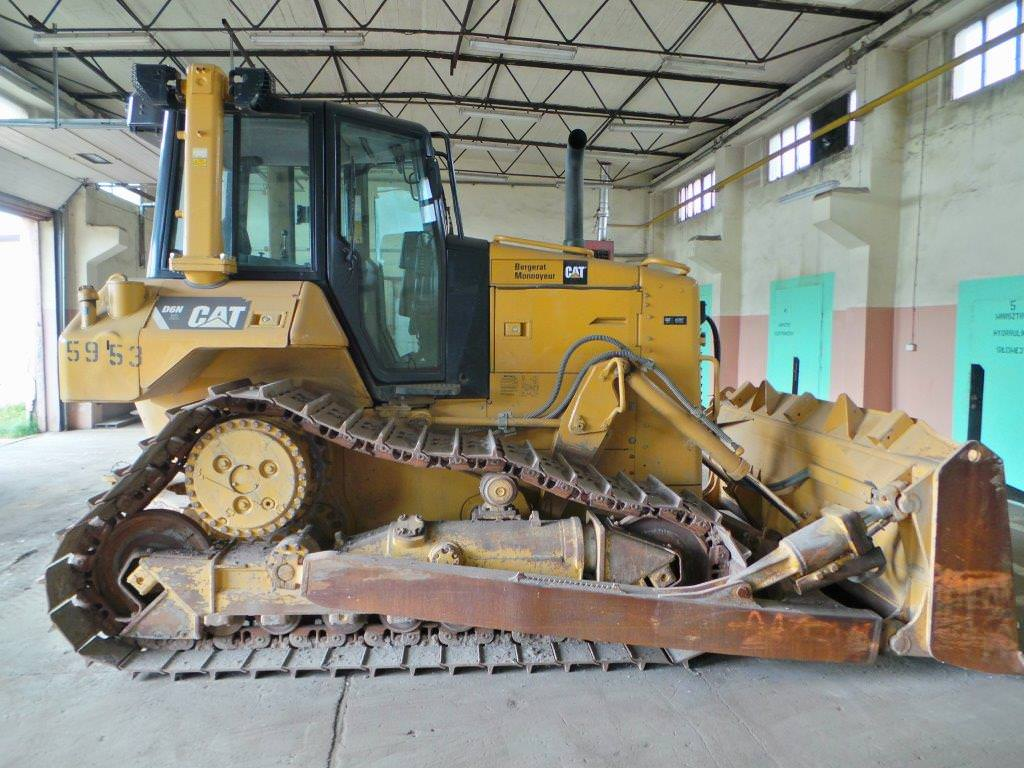 Бульдозер Caterpillar D6N XL
